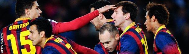 Real Sociedad 3-1 Barcelona