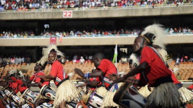 Kenya's national football stadium