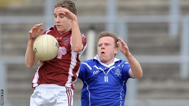Omagh CBS beat St Colman's in MacRory Cup quarter-final replay after extra-time