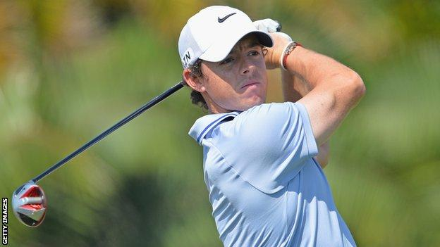 Rory McIlroy returns to the Honda Classic one year after a controversial withdrawal