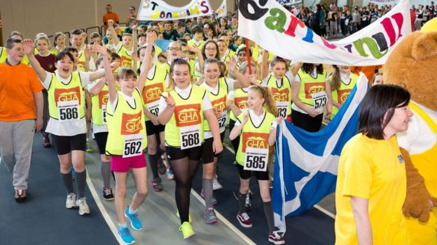 Mini Commonwealth Games participants