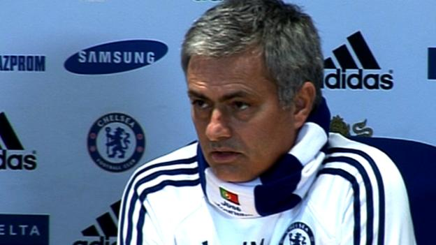 Jose Mourinho wants Fulham to stay in Premier League