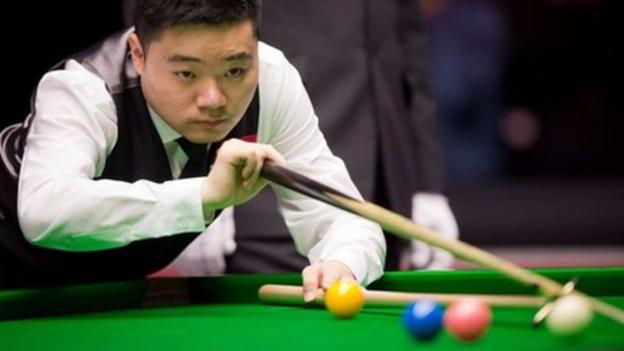 MySnookerStats ranks snooker players on their consistency of scoring.