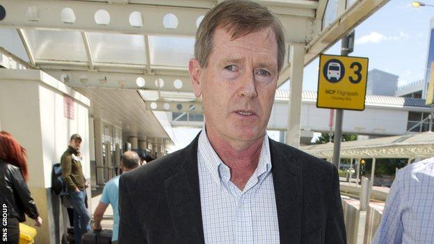 Former Rangers director Dave King