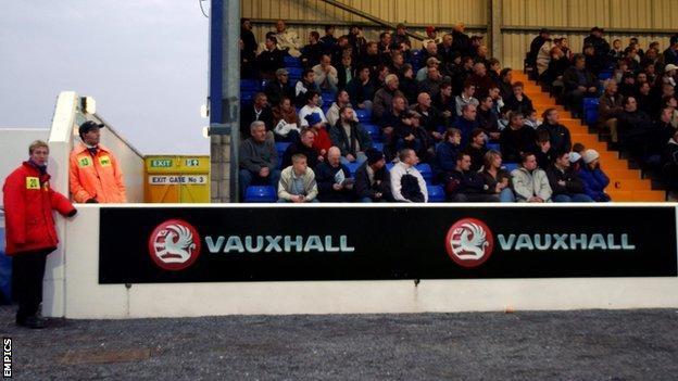 Vauxhall Motors Stadium