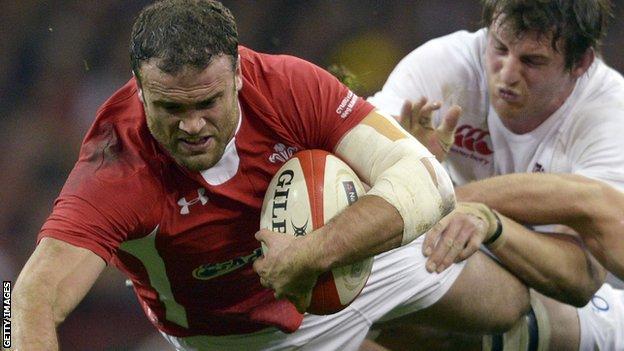Wales Jamie Roberts