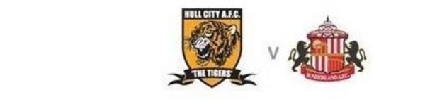 Hull v Sunderland