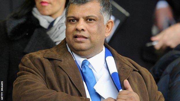 Tony Fernandes