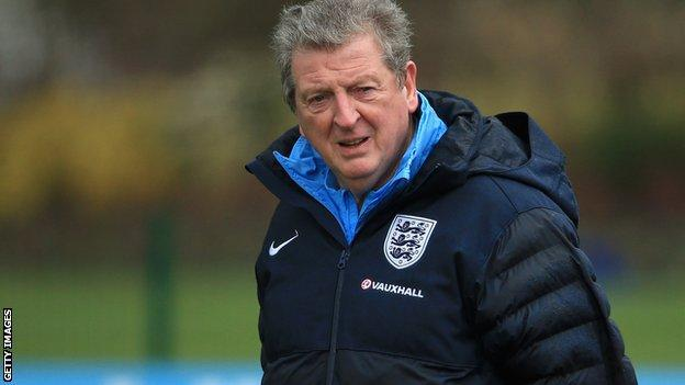 World Cup 2014: Roy Hodgson 'hopes' to fulfil England ...