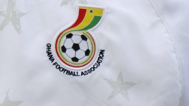 Ghana Football Association badge