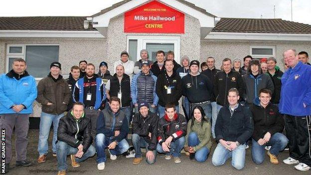 Manx Grand Prix Newcomers
