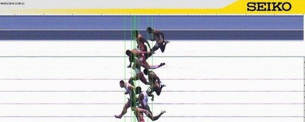 World Indoor Championships 60m