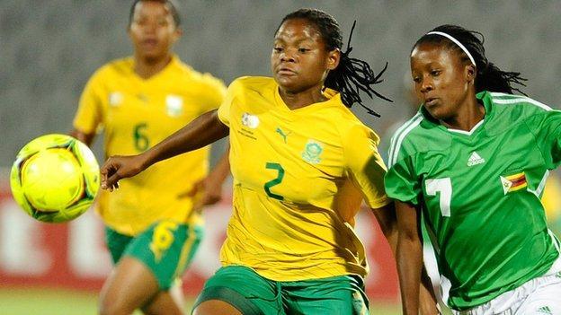 South Africa Women v Zimbabwe Women