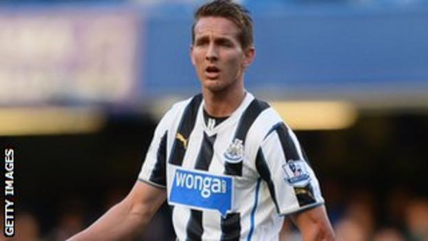 Dutch striker Luuk de Jong has yet to score for Newcastle during his loan spell from Borussia Monchengladbach.