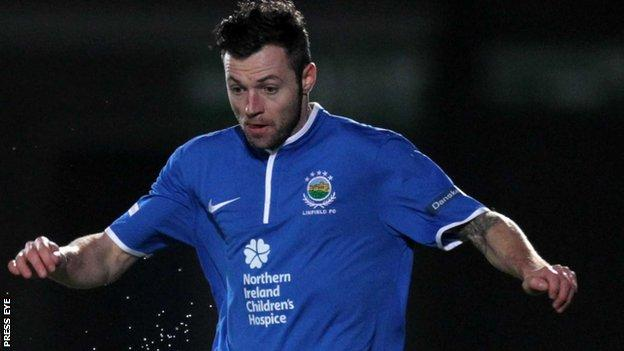 Ivan Sproule has won 11 Northern Ireland caps