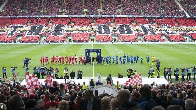 Aberdeen v Inverness Caledonian Thistle