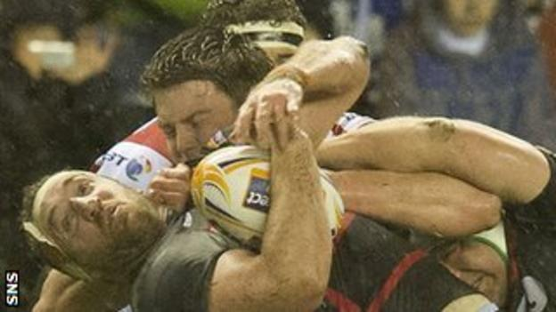 Mike Coman and Iain Henderson