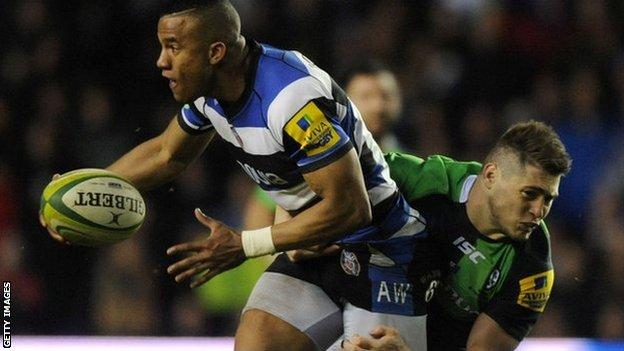 Anthony Watson and James O'Connor