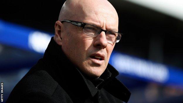 Brian McDermott Leeds manager