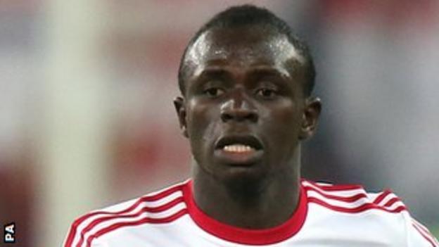 Red Bull Salzburg's Senegal winger Sadio Mane is wanted by Tottenham