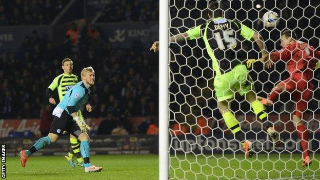Leicester v Yeovil