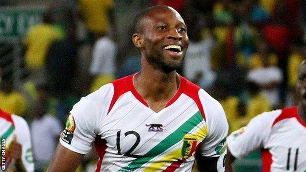 Mali and Valencia's Seydou Keita