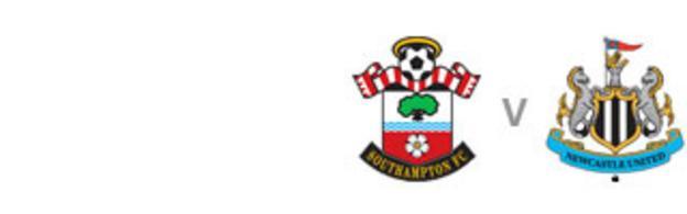 Southampton v Newcastle