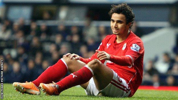 Cardiff City defender Fabio