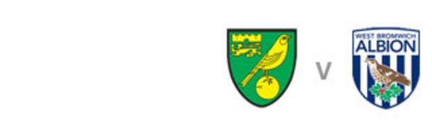 Norwich v West Brom