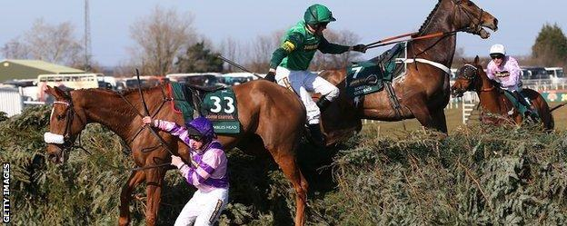 Safety at Aintree has come under scrutiny in recent years