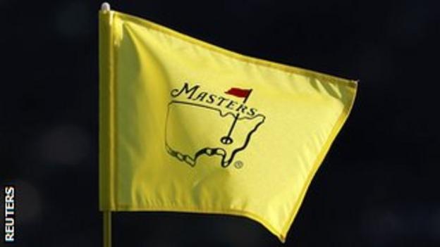 Flag at Augusta
