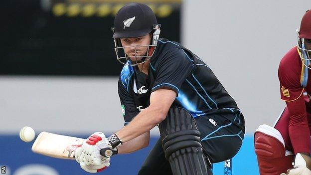 New Zealand international Colin Munro