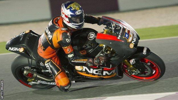 Colin Edwards MotoGP