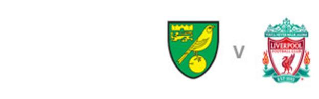 Norwich v Liverpool