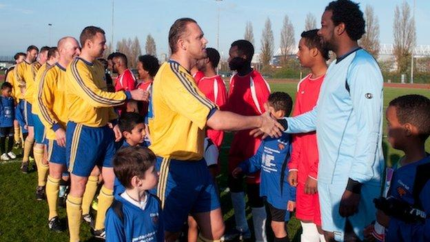 Cardiff Community Cohesion Cup
