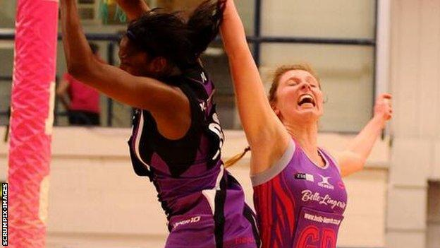 Yorkshire Jets v Hertfordshire Mavericks