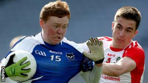 Conor Convery and Brian O'Beaglaioch
