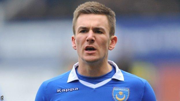 Pompey's Jed Wallace