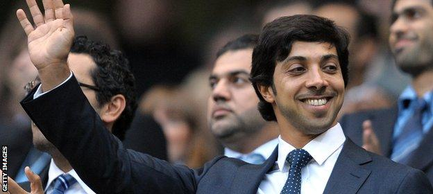 Manchester City owner Sheikh Mansour is reportedly worth £17bn