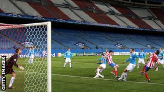 Atletico Madrid v PSV Eindhoven