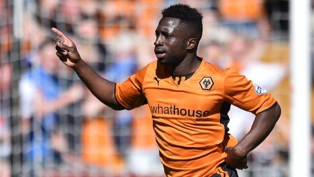 Wolves striker Nouha Dicko