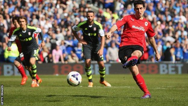 Peter Whittingham Cardiff