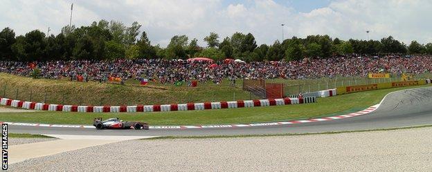 Spanish Grand Prix picture