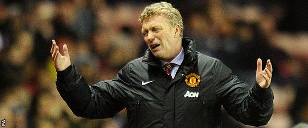 Moyes set a number of records at United he will want to forget