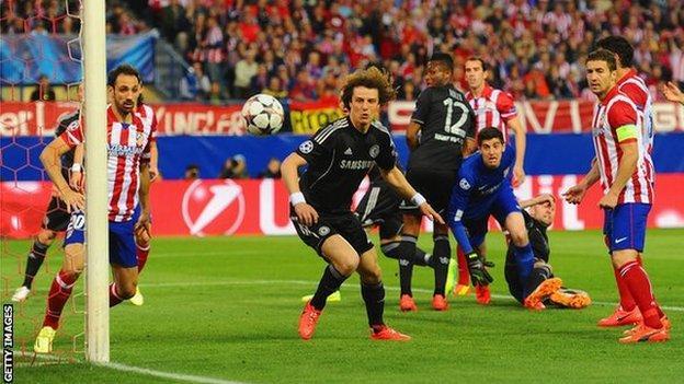 Atletico Madrid v Chelsea