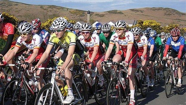 Isle of Man Youth Cycling Tour