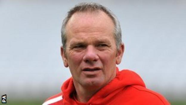 Nottinghamshire director of cricket Mick Newell