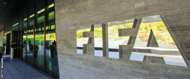 Fifa offices