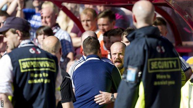 Hearts defender Jamie Hamill