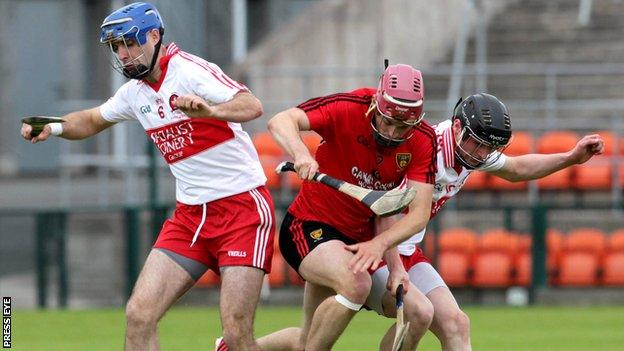 Derry and Down both open their Christy Ring Cup campaigns on Saturday